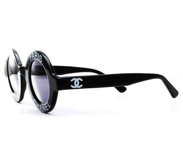 Chanel Vintage Runway Sunglasses
